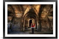 The Royal Horse Guard, Framed Mounted Print