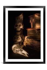 The Alchemist, Framed Mounted Print