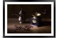 Coffee Arabica, Framed Mounted Print