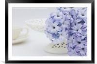 Hyacinth, Framed Mounted Print