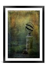The Portal, Framed Mounted Print