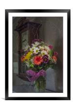 Timeless Beauty, Framed Mounted Print
