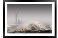 `For Those in Peril`, Framed Mounted Print