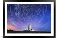 South Foreland Lighthouse - Dover, Framed Mounted Print