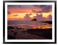 Wembury Bay Sunset