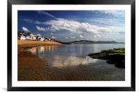 Lyme Regis, Framed Mounted Print