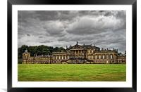 Wentworth Woodhouse , Framed Mounted Print