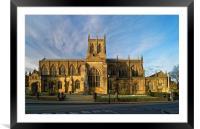 Sherborne Abbey                       , Framed Mounted Print