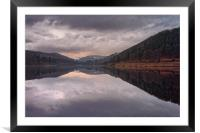 Derwent Reflections                              , Framed Mounted Print