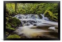 Golitha Falls, Framed Print
