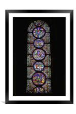Canterbury Cathedral, Kent, Framed Mounted Print