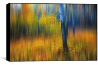 In the Golden Woods. Impressionism , Box Print