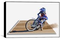 Racing on the Edge, Box Print