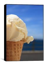 Ice Cream, Box Print