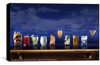 Cocktail selection, Box Print