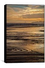 On Golden Sea, Box Print