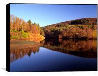Ladybower Reflections