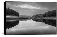 Howden Reservoir in Mono