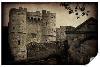 Carisbrooke Castle., Print