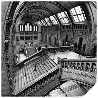 London, The Escher View, Print