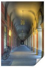 Munich - Hofgarten Arches, Print