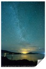 Milky Way, Print