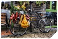 Olde Bike, Print