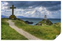 Llanddwyn Island, Print