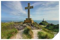 Llanddwyn Island , Print