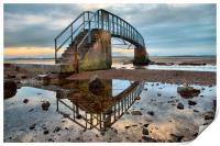 Bridge to nohwere, Print