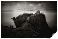 Castle of dreams, Print
