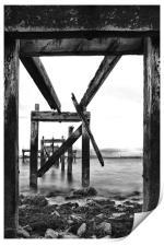 Pier Pressure, Print
