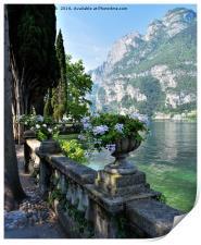Lake Garda Italy, Print