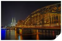 Cologne Cathedral, Print