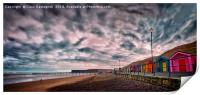 The Crown Jewels of Saltburn, Print
