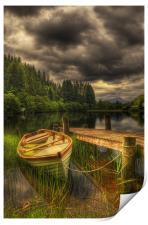 Loch Ard, Print