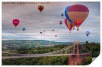 02 Bristol Balloon Fiesta, Print