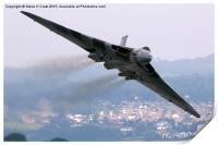Avro Vulcan - Dawlish Air Show 2015, Print