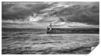 The Lighthouse, Print