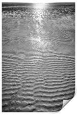Rippled Light, Print