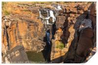 Upper Blyde River Canyon, Print