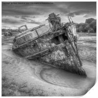 Abandon ship, Print