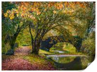 Neath Canal, Print