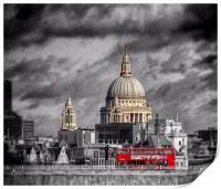 London Icons, Print