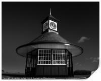 Frinton Clocktower Shelter, Print