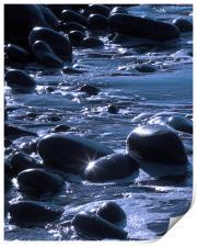 Twinkle on The Rocks Please, Print