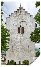 Norra Vrams church Steeple, Print