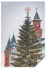 Helsingborg Christmas Time, Print