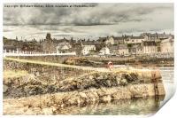 Portsoy Harbour, Print