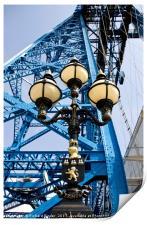 Tees Transporter Bridge, Print